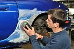 Car body repairs in Bradford