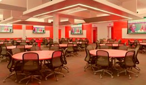 Higher Education Classroom Design