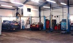 best garage services in Bradford