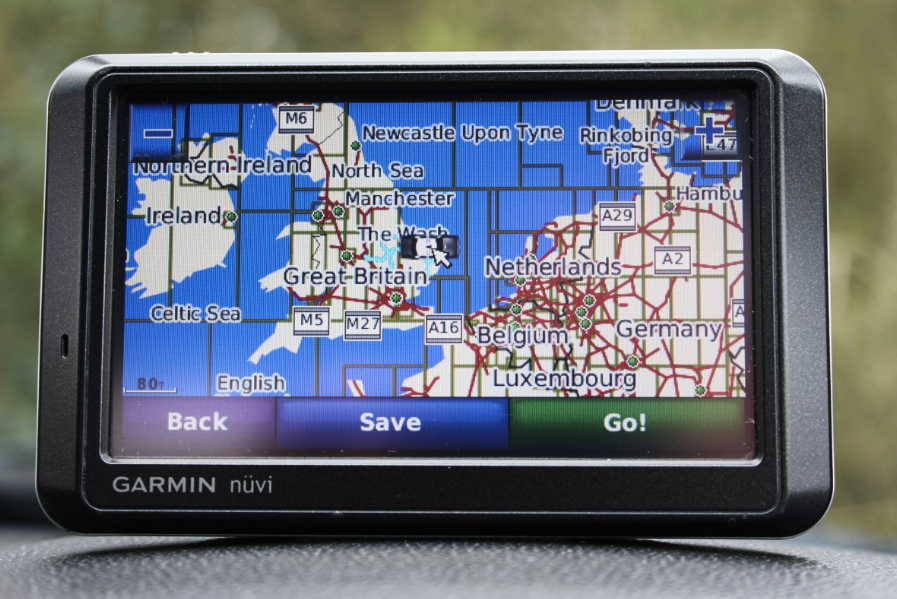 low-cost GPS System for motor vehicles in Bradford