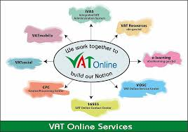 how to give VAT online in Bradford