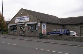 repair shops in Bradford