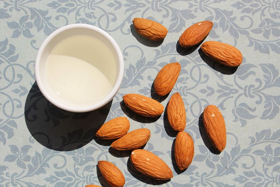 Almonds - No Salt