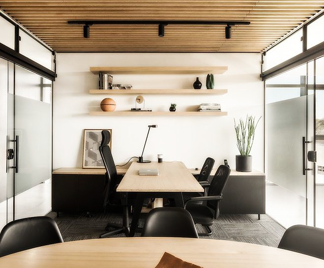 southern office interiors