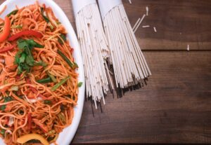 Chow Mein - Vegetable